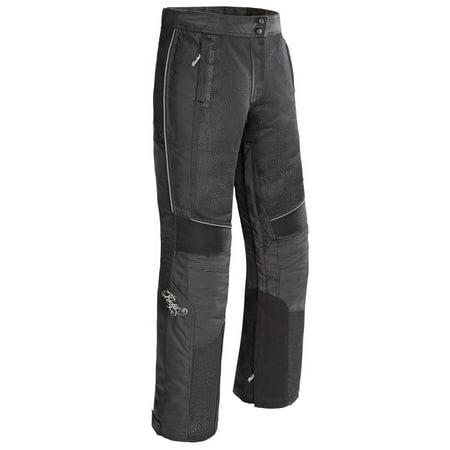 Joe Rocket Cleo Elite Mesh Pants Black