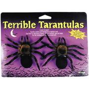 """Fun World 4.5"""" Terrible Tarantulas, Set of 2"""