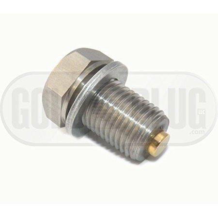 Gold Plug Magnetic Drain Plug AP-08 - NEW