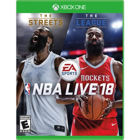 NBA Live 18, Electronic Arts, Xbox One, 014633368604