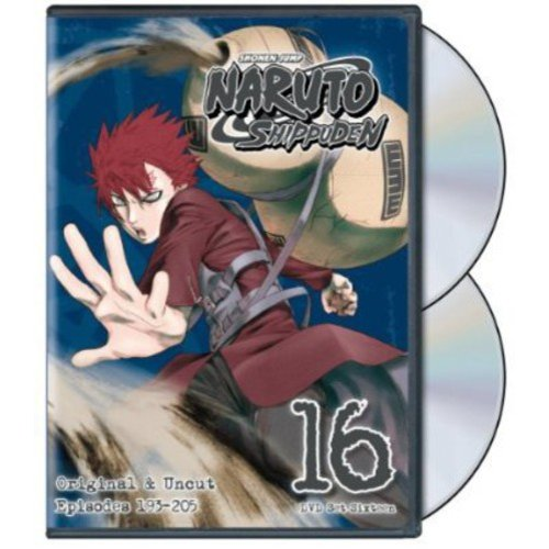 Naruto: Shippuden - Box Set 16 (Widescreen)
