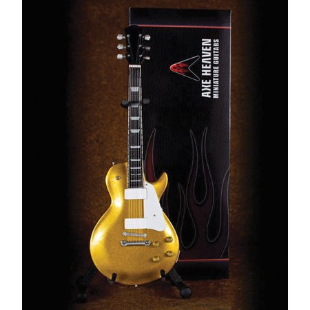 Les Paul Gold Miniature Guitar Custom Waukesha Special Custom Electric Guitar Walnut