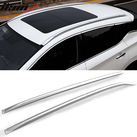 Compatible with 15-16 Nissan Murano OE Style Roof Rack Cross Bar Left & Right - ABS Nissan Murano Roof