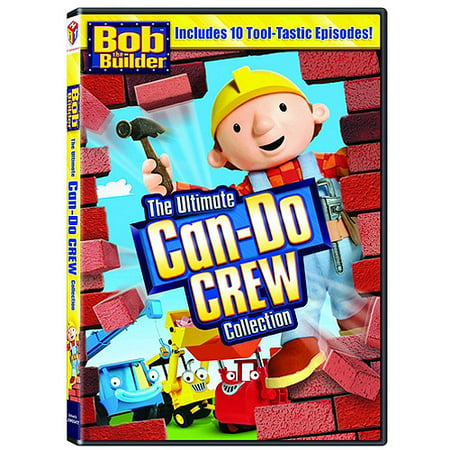 Bob the Builder - The Ultimate Can-Do Crew Collection DVD