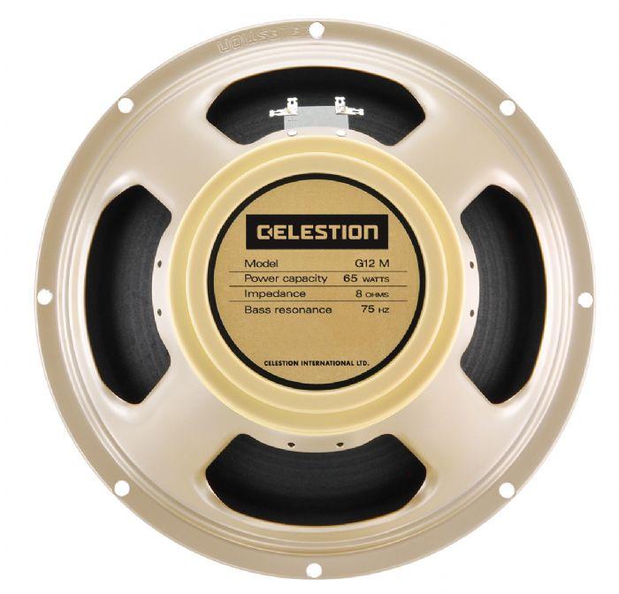 "Celestion T5864 12"" 65w 8 Ohm Guitar Loudspkr by Celestion"