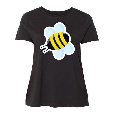Bumble Bee Women's Plus Size - Bumble Bee Tshirt