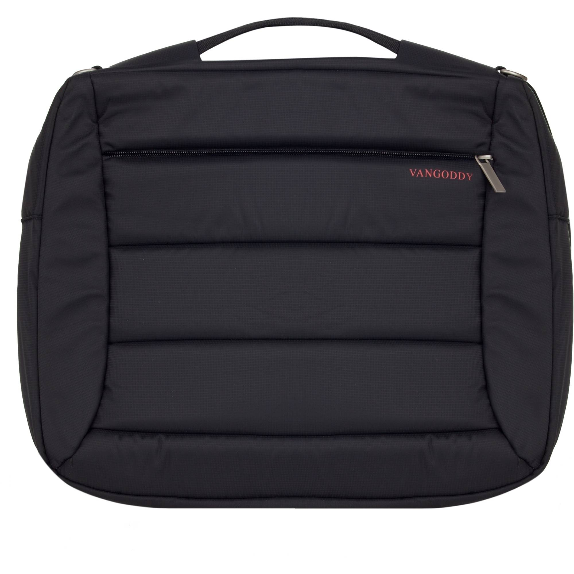 93d91122e442 VANGODDY Bonni Two in One Padded Laptop / Ultrabook Shoulder Bag Case  Backpack Hybrid fits up to 15, 15.6 inch laptops