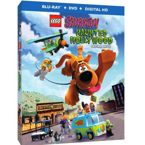 LEGO Scooby-Doo!: Haunted Hollywood (Blu-ray + DVD + Digital HD With UltraViolet) HBRBRH595426
