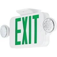 LED Combination Exit/Emergency Light