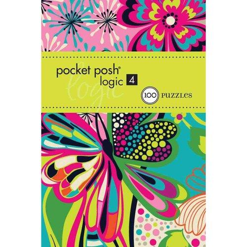 Pocket Posh Logic 4: 100 Puzzles