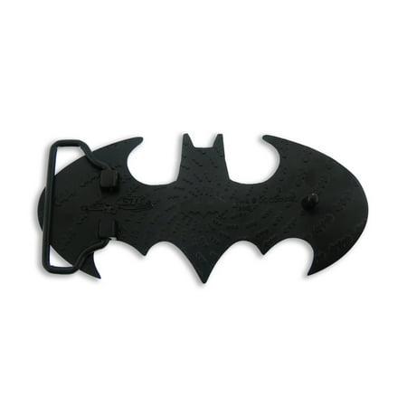 Warner Brothers Halloween 2019 (Batman Belt Buckle Dark Knight Movie Figure Comic Con Costume Fashion)