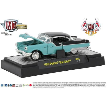 Pontiac Star Chief Trunk (M2 Machines Auto Thentics 41 10th Anniversary 1:64 1955 Buick Pontiac Star)