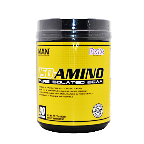 MAN Sports Iso-Amino