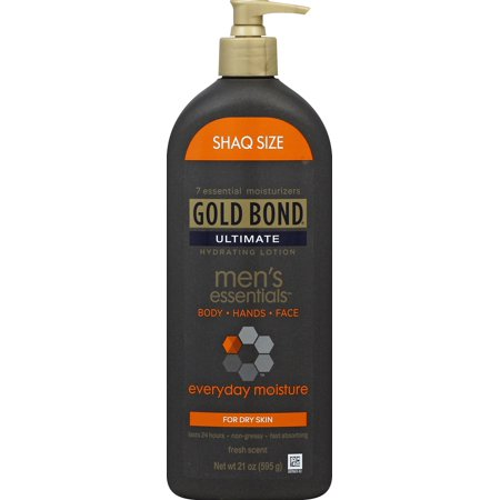 GOLD BOND® Ultimate Men's Everyday Moisture Lotion Family Size