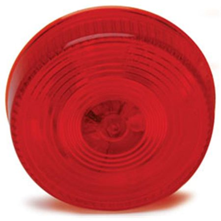 Roadpro RP-1010R Round Sealed Mkr Lgt 2 1 - 2 Red - image 1 of 1