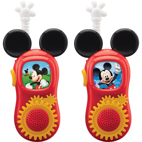 Disney Mickey Mouse Walkie-Talkies