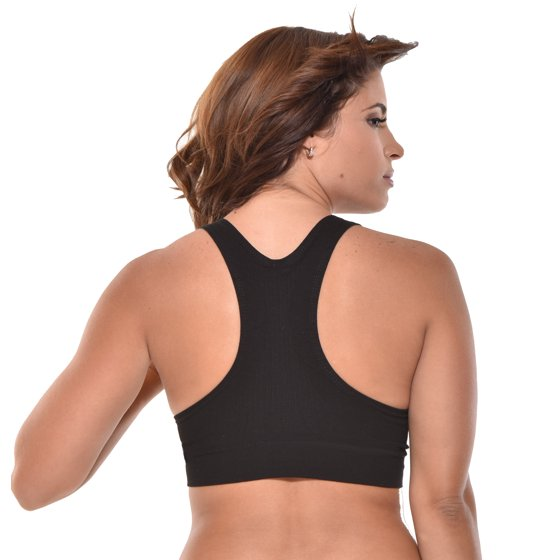 12ad85623df02 Your Contour - Compression Wireless Contouring Racerback Shapewear ...
