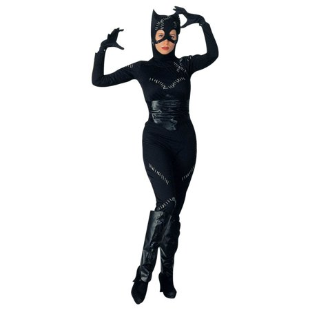 Women's Catwoman Costume (Halloween Catwoman Ideas)
