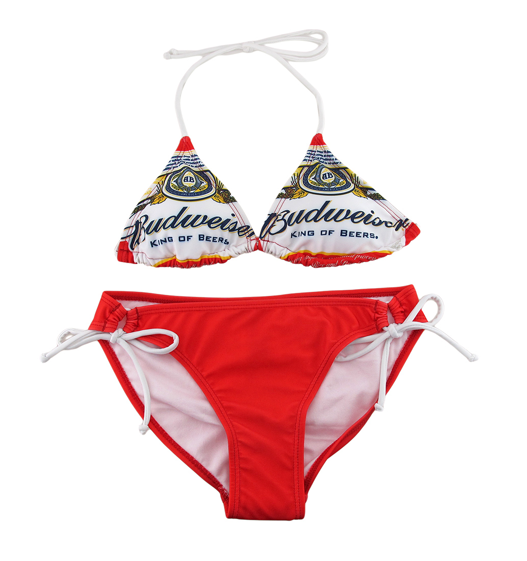 Consider, that budweiser string bikini