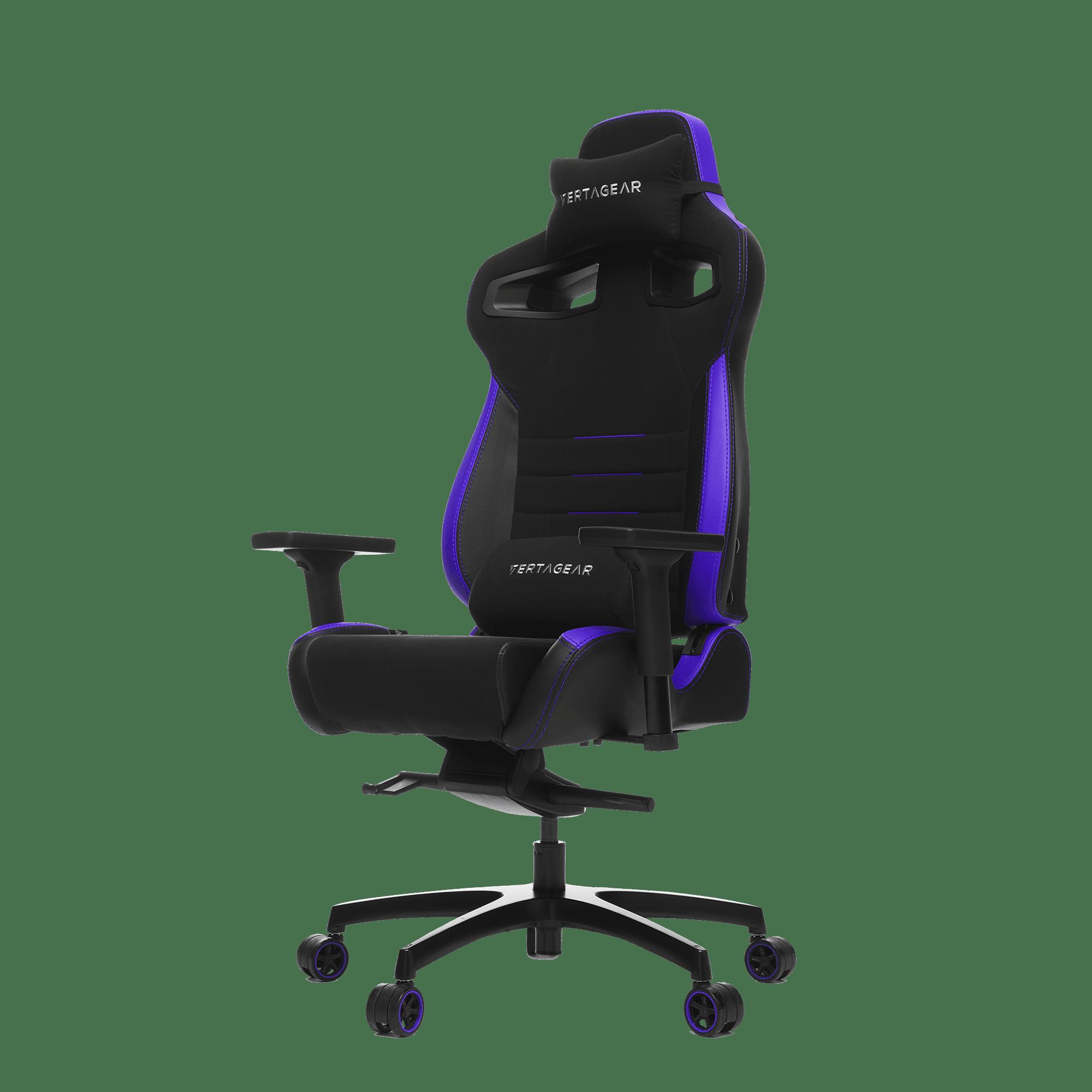 Vertagear Racing Series P-Line PL4500 Gaming Chair Black/Purple Edition