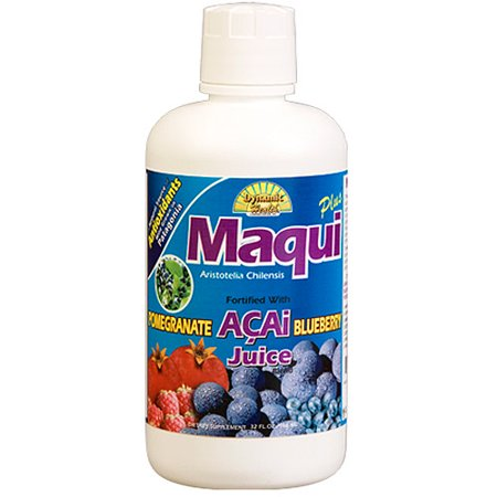 Dynamic Health Juice Blend Plus Maqui, 32 oz ()
