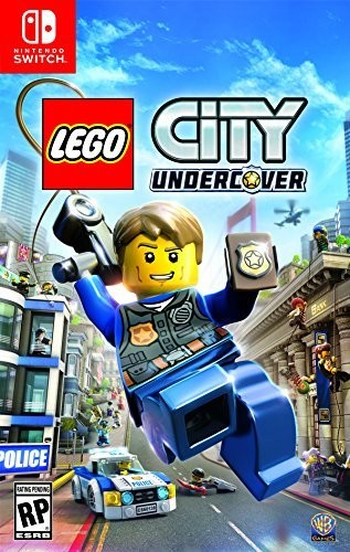 Lego City Undercover for Nintendo Switch by WARNER BROS GAMES