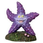 Fish & Aquatic Supplies Resin Ornament - Aqua Kritters Ii Sea Star Multi-Colored
