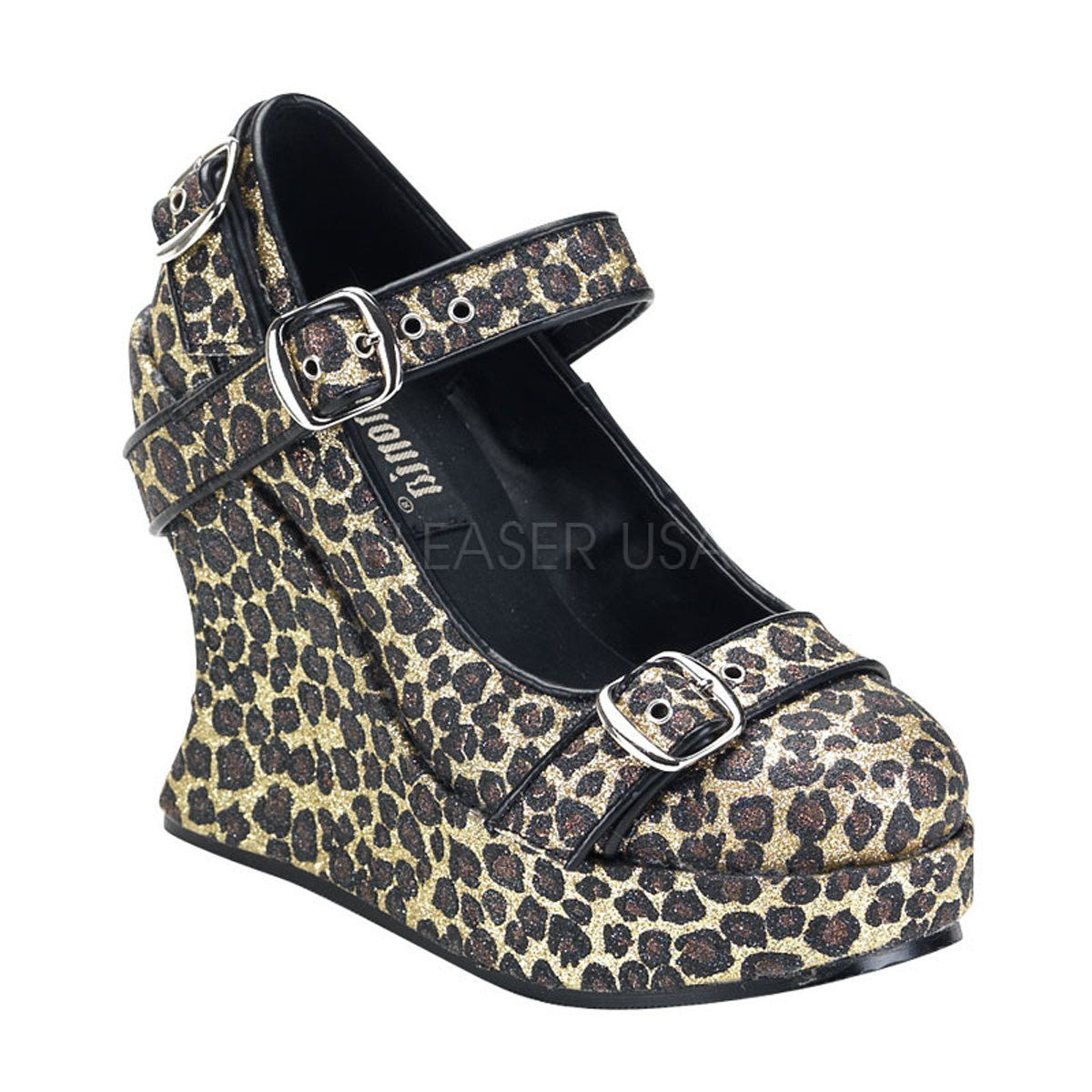 BRAVO-10G, 5'' Wedge  Women Shoes