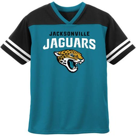 NFL Jacksonville Jaguars Youth Short Sleeve Graphic Tee by