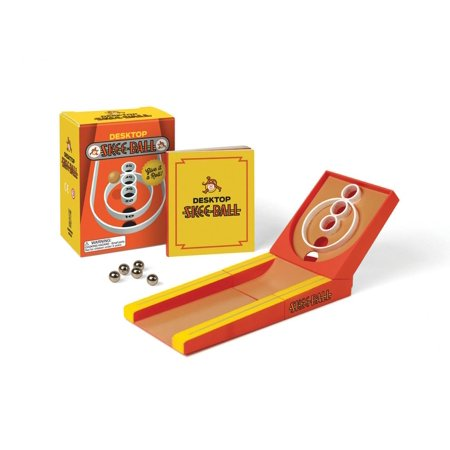 Miniature Editions: Desktop Skee-Ball: Give It a Roll! (Other)