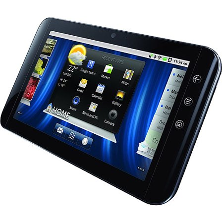 Dell Streak 7 With WiFi 7 Touchscreen Tablet PC Featuring