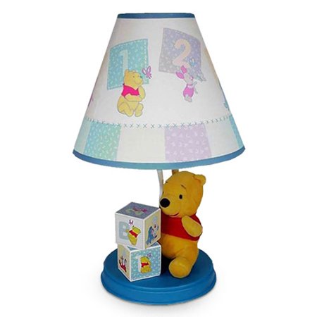 Winnie the pooh lamp walmart winnie the pooh lamp mozeypictures Images