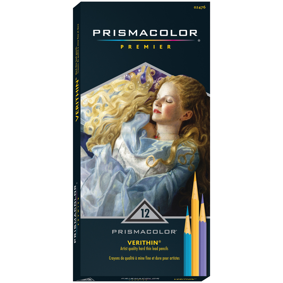 Prismacolor Premier Colored Pencils 12/Pkg-Verithin