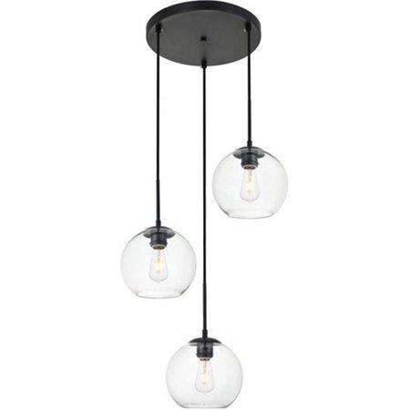 Baxter 3 Light Pendant Ceiling