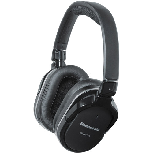 Panasonic Over Ear Noise-Canceling Headphones, RP-HC720