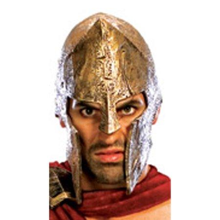 // 300- Deluxe Spartan Helmet// - 300 Spartan Costumes