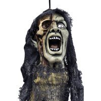 20-inch Hanging Head with Open Mouth Halloween Accessory Deals