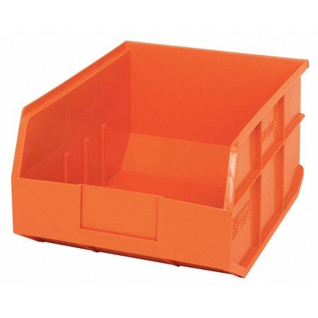Quantum Storage Systems Shelf Bin, Orange, 7