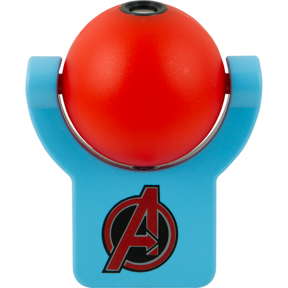 Projectables Marvel Avengers LED Plug-In Night Light, 13786