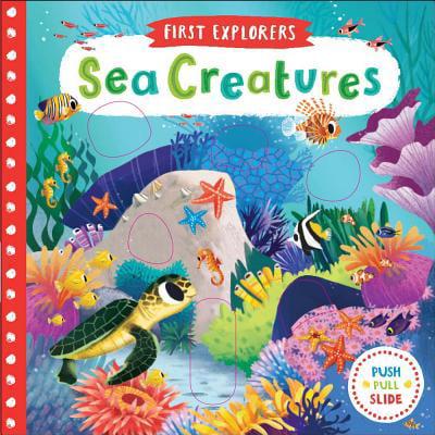 Sea Creatures (Board Book)