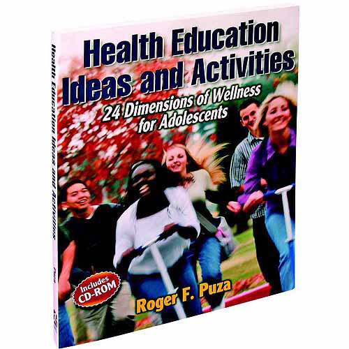Human Kinetics Health Education Ideas and Activities Book...