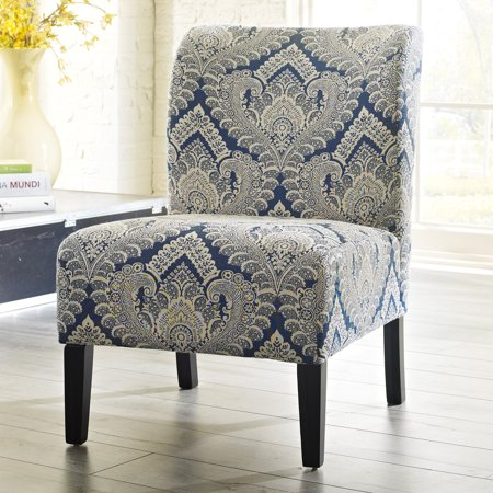 Accent Chairs.Signature Design By Ashley Honnally Accent Chair Sapphire