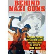 Behind Nazi Guns by