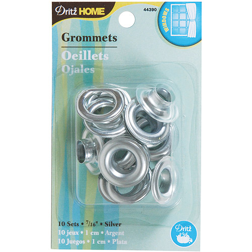 Dritz Home Curtain Grommets, 7/16""