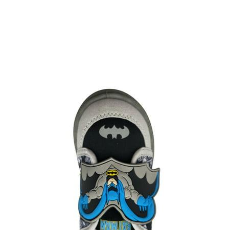 Batman Bat Wings Casual Adventure Sneaker (Toddler Boys)