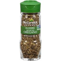 McCormick Gourmet All Natural Mexican Oregano, 0.5 oz