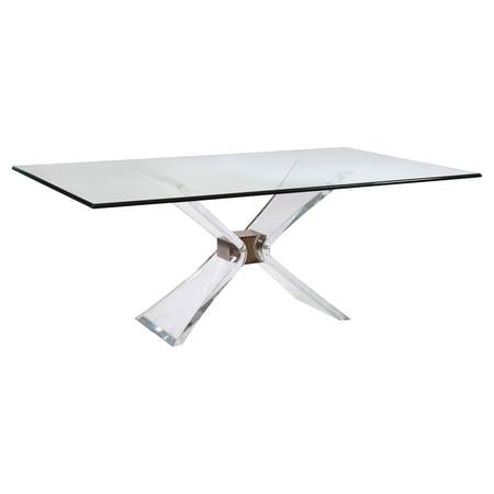 Bassett Mirror Silven Dining Table