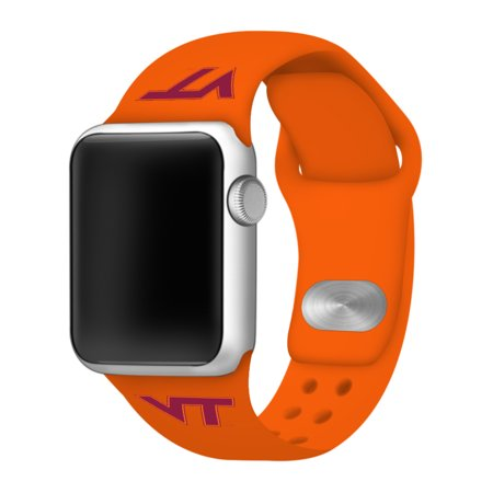 - Virginia Tech Hokies Sport Band for Apple Watch - 42mm ORG