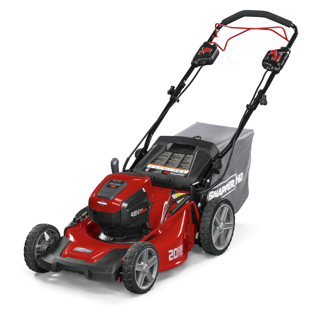 Snapper 2691565 48V Max 20 in. Self-Propelled Electric Lawn Mower (Bare Tool)