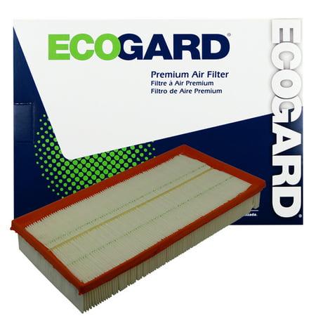 ECOGARD XA5267 Premium Engine Air Filter Fits Audi TT Quattro, TT; Volkswagen Jetta, Beetle, Golf, Golf City (Beetle Air)